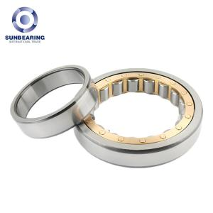 Wholesale roller bearing: NU207EM Cylindrical Roller Bearing with Brass Cage Single Row