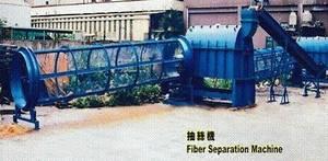 Wholesale coconut whole line: Coconut Fiber Separating Machine