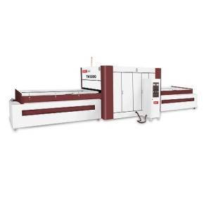 Wholesale pin buckle: TM3000F Membrane Press with Automatic PIN Support System Laminate Door Machine