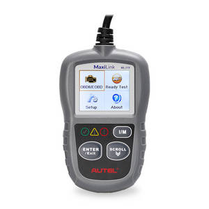 Wholesale diagnostic tools: Autel Autolink ML319 Automotive Scanner Instead of Autel AL319 Car OBD2 Diagnostic Tool with I/M Rea