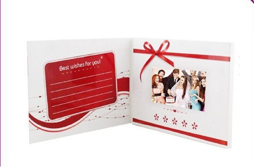 Video Greeting Cards/Brochure,Music Cards,Video Modul