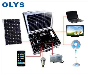 Wholesale generator: Portable Solar Generator, Solar Home Emergency Power System