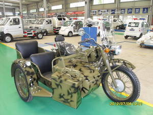 Wholesale three-wheeler: Antique Tricycle-Camouflage Color