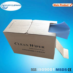 Wholesale cleaning wipe: Multipurpurse Disposable Cellulose(Woodpulp) Nonwoven Cleaning Wipe
