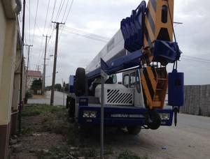Wholesale used crane: Used Tadano Truck Crane 55T GT550E