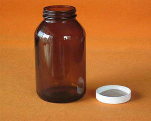 Wholesale Pharmaceutical Packaging: Brown Glass Bottle