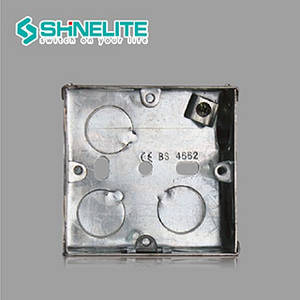 Wholesale sell switch: Best Selling BS Switch Box CE Certificate OEM