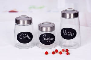 Wholesale Other Kitchenware: Glass Storage Jar Set