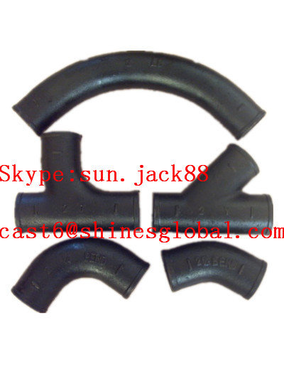 No Hub Pipe Fittings/Hubless Pipe Fittings