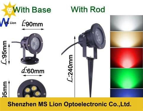 Sell 3w 5w LED Lawn Lamp