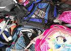 Wholesale Lightning Rod: Mixed Size Used School Bags Colorful Holitex For All Seasons Health Certified