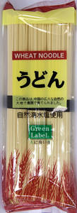 Wholesale Noodles: Green Label Udon Noodle 300g