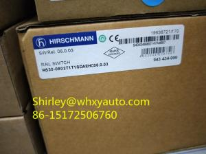 Wholesale plug-in terminal block: Hirschmann RS30-0802T1T1SDAE 943 434-029 Compact OpenRail Gigabit Ethernet Switch 8-24 Ports