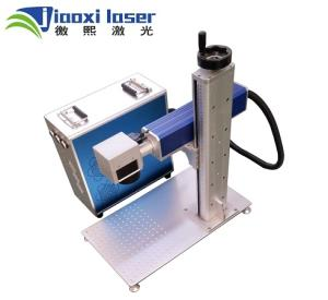 Wholesale Laser Equipment: 30W Fiber Laser Marking Machine for Metal Engraving/Mini Fiber Mark