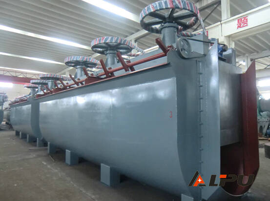 Sell Mining Processing Equipment Flotation Cell Ore Dressing Plant for Gold Iron