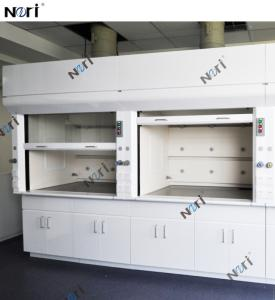 Wholesale furniture: Full Steel Structure Lab Chemical Fume Hood Working Laboratory Furniture Fuming Cupboard Ventilation