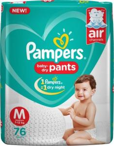 Wholesale pampers: Pampers Baby Dry Pants