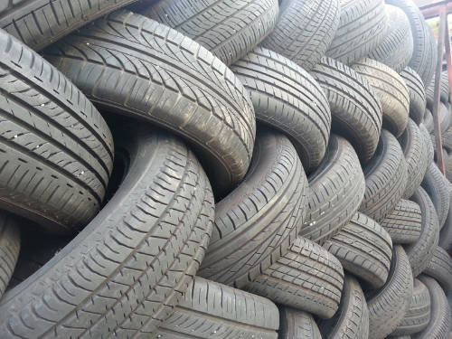 Sell wholesale cheap price used car tire