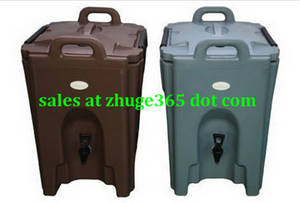 Wholesale polyurethane capping: 26L Insulated Soup Container Soup Carrier