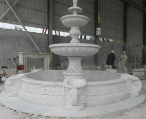 Wholesale Garden Ornaments & Water Features: Garden Decoration Natural Stone Marble Water Fountain