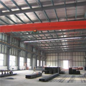 Wholesale structure steel: Prefabricated Industrial Steel Structure Warehouse / Industrial Shed Building for Sale