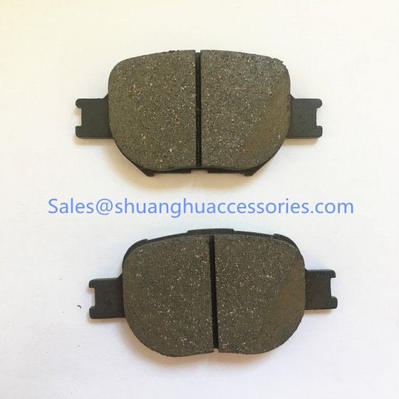 Brake Pads for Toyota.Semi Metal,27years Experience