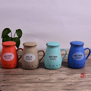 Wholesale ceramic cup: Coffee Ceramic Mug Cup, Promotional Customized Logo Ceramic Cups