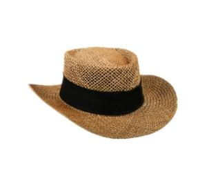 Wholesale cowboy hat: Paper Straw Cowboy Hat for Men