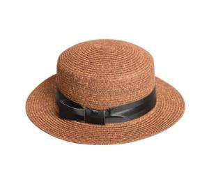 Wholesale hats: Paper Braid Boater Hat