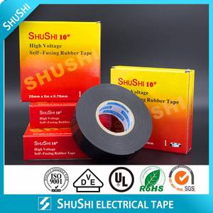 Wholesale high voltage fuse: High Voltage Self-Fusing Rubber Tape(10#)