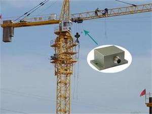 Wholesale power transmission tower: SST810 Dynamic Inclinometer for Tower Crane