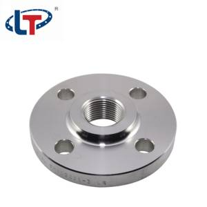 Wholesale stainless steel threaded flange: Stainless Steel 316/316L Pipe Fitting, Flange, Threaded, Class 150, 1