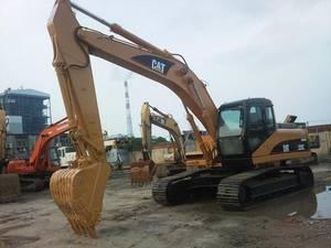 Wholesale used excavator: Used CAT320c Excavator