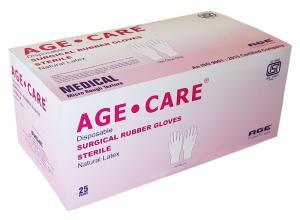 Wholesale Other Medical Supplies: Surgical Gloves -Sterile-AGE.CARE