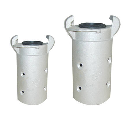 Sell Auminum Sandblast Hose Couplings for Nozzle Holders