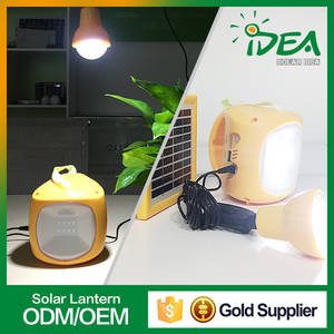 Wholesale led lantern: 10 LED Bulb Antique Mobile Phone Charger for Solar Lantern