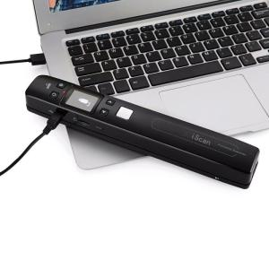 Wholesale iphones paypal: 1050 High Resolution Portable Scanner with WiFi, Black