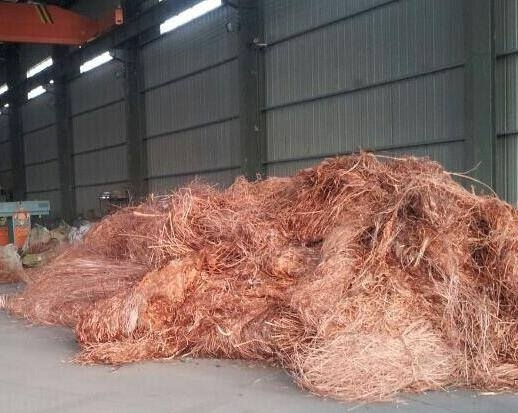 Sell HOT SALES Copper Wire Scrap 99.99%