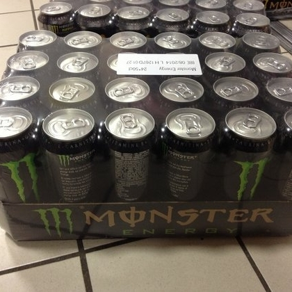 Monster Energy Drinks in 250ml 24 Per Tray(id:10821101)  Buy South