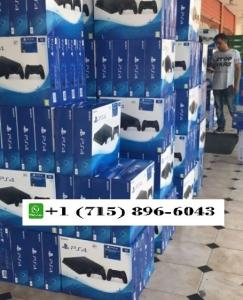 Wholesale game controller: New Version PS4 Pro 1tb 2tb with 2 Controllers 15 Free Games