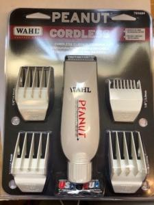 Wholesale wahl: Wahl Professional Peanut Cordless Clipper/Trimmer