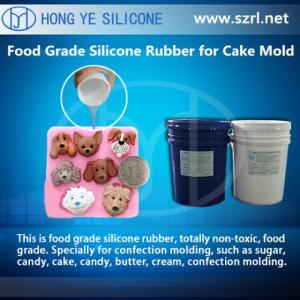 Wholesale molding making silicon rubber: Food  Mold Making Silicone Rubber