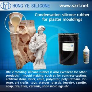 Wholesale silicone rubber mold: Application of RTV Silicone Rubber for Decorative Plaster Mold