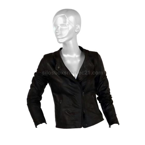Women's Leather Jacket Fit / Choose from elaborate designs and ingenious cuts.