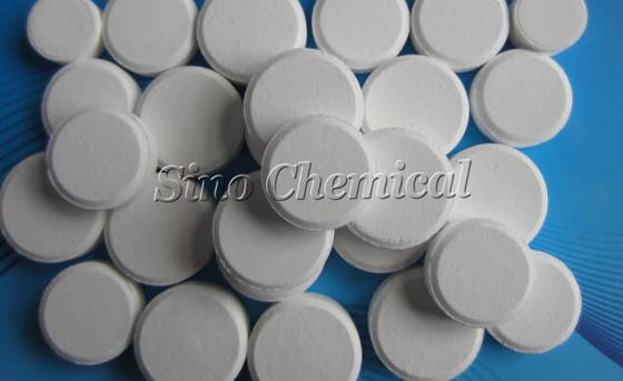 Sell 90% TCCA Chlorine Tablet