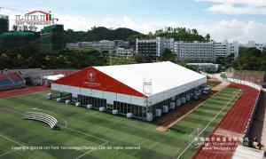 Wholesale ceremony tent: 40X60M Durable Aluminum Frame Outdoor Event Tents for 5000 People Graduation Ceremony