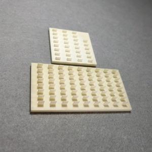 Wholesale ceramic plates: 3D Printer Zirconia Ceramic Plate