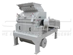 Wholesale crushing machine: Wood Crusher Hammer Mill Crushing Machine Wood Grinding Equipment Wood Milling