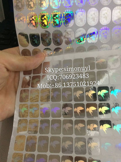 Sell Hologram Sticker for Visa Card MasterCard AMEX Discover Credit Bank Card