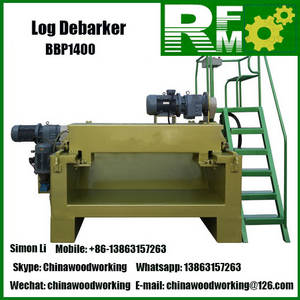 Wholesale peeling lathe: Plywood Machine:Log Debarking and Rounding Machine